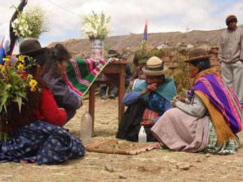 Sólo ocurre en Bolivia…