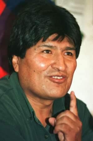 Biografía de Evo Morales