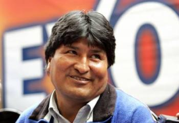 Romance de Evo Morales con una indígena de Amealco