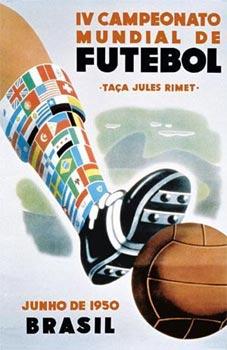 La Participación de Bolivia en el Mundial de Fútbol de 1950