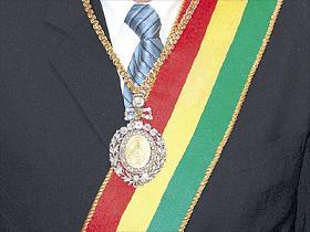 Medalla Presidencial Boliviana