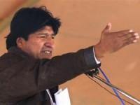 Evo Morales: Premio Nobel de La Paz